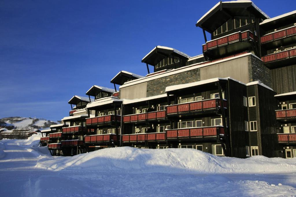 Bergo Hotel, Бейтостолен, Норвегия