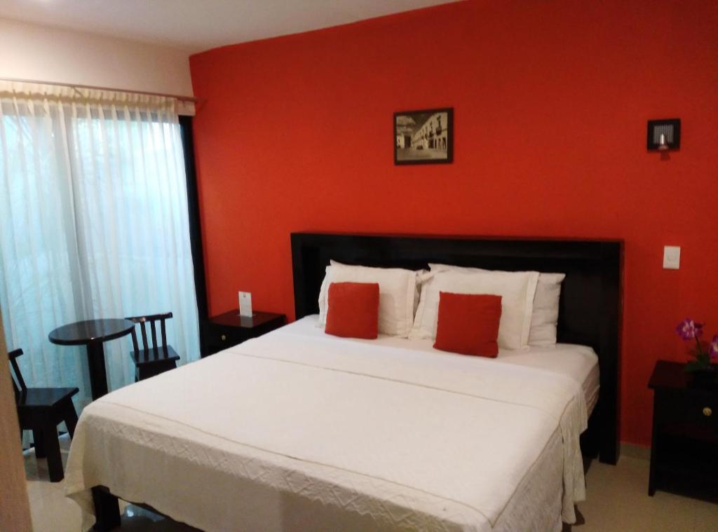 Отель Hotel Catedral Campeche, Кампече