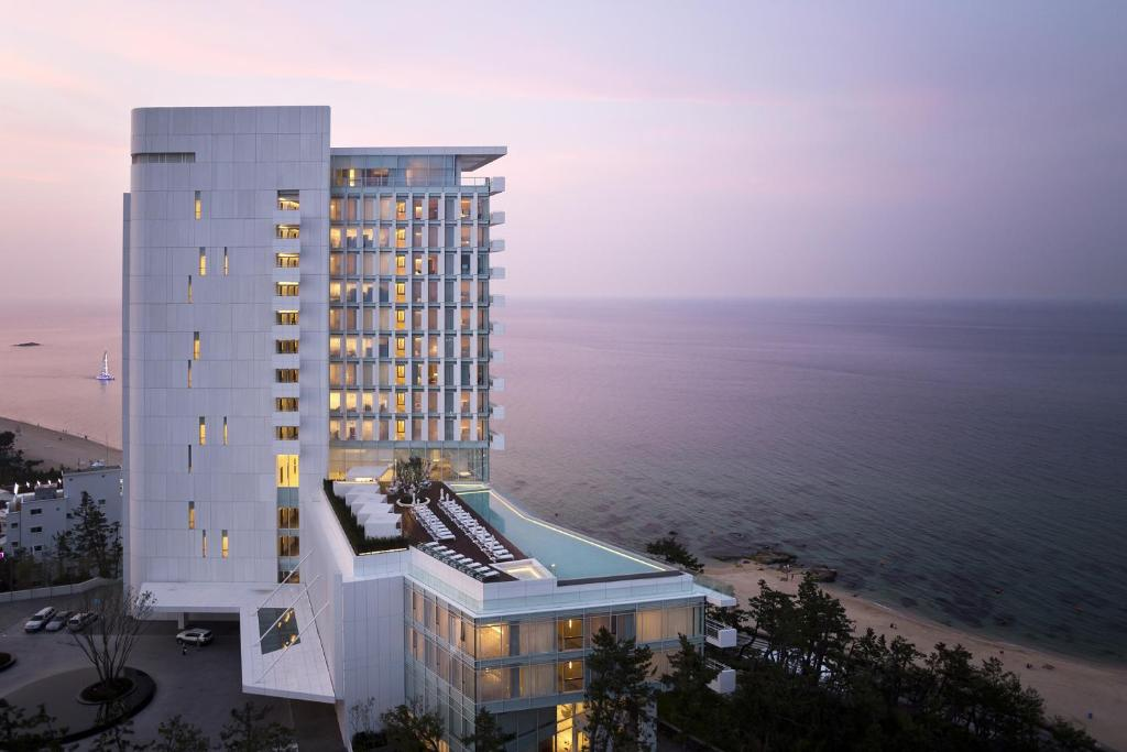 Seamarq Hotel, Каннын, Южная Корея