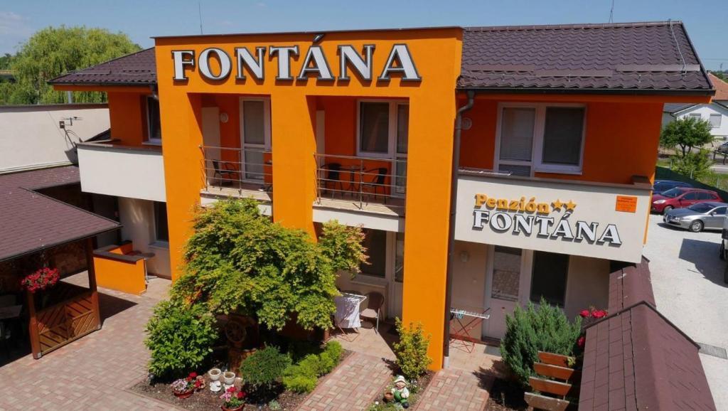 Penzion Fontana