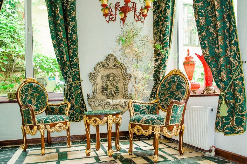Гостевой дом Де Ришелье, Одесса