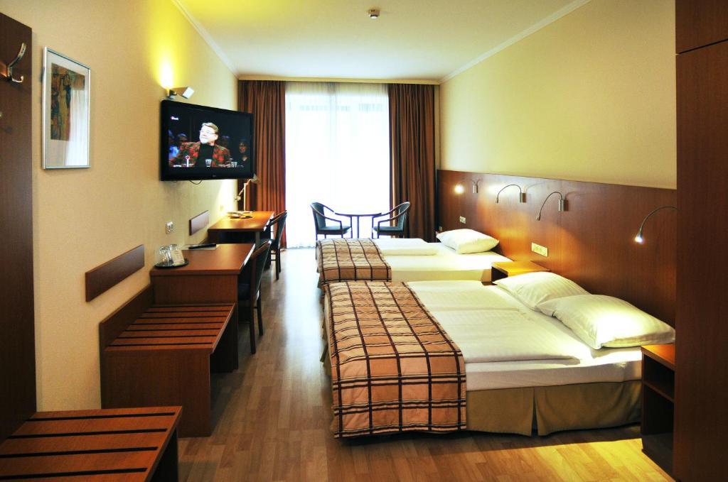Continental Hotel-Pension, Вена, Австрия