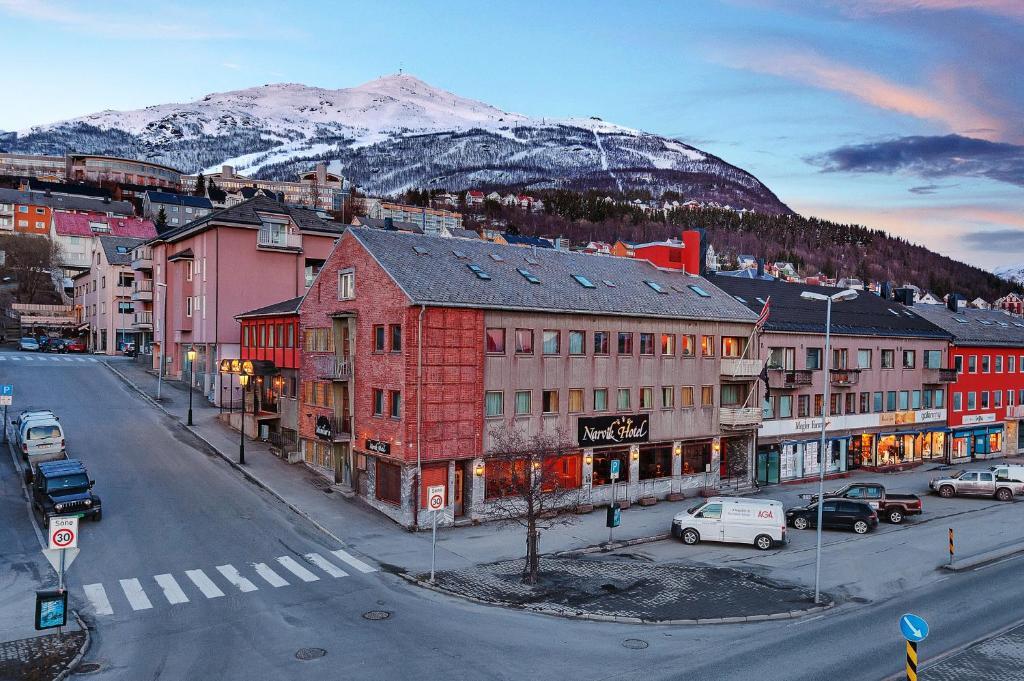Narvik Hotel, Нарвик, Норвегия