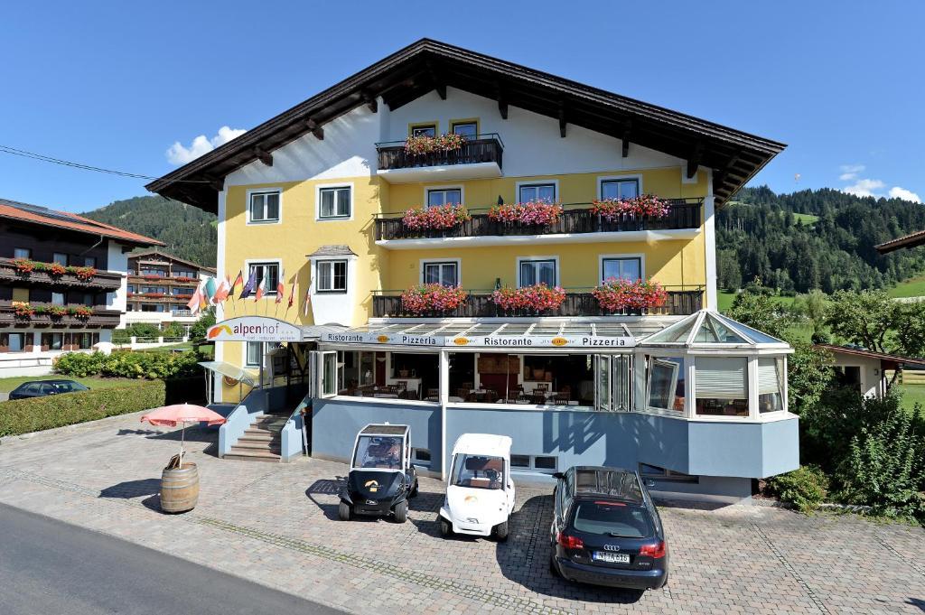 Hotel Alpenhof, Альпбах, Австрия