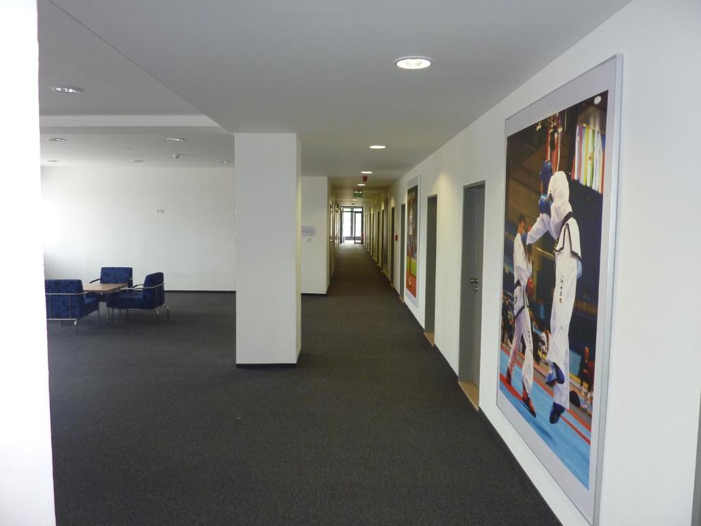 Отель Hotel Sportovní Centrum, Нимбурк