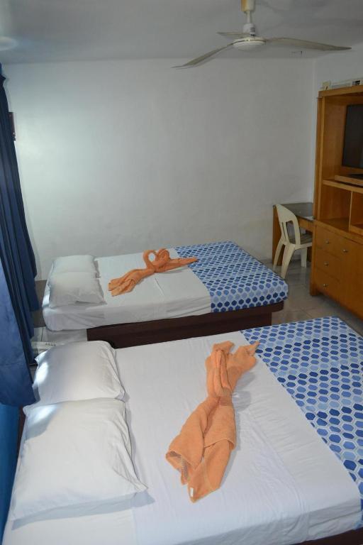 Отель Hotel Arrecife, Веракрус