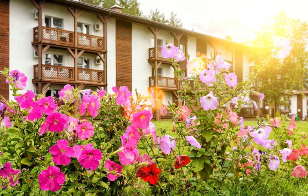 Курортный отель Яхонты Таруса, Грибовка