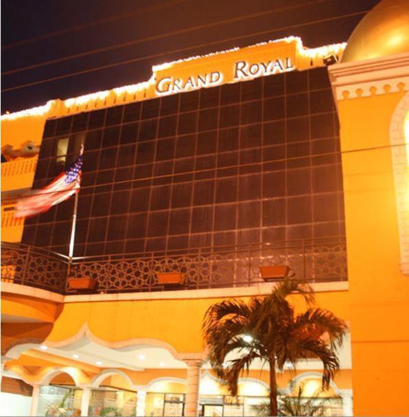 Отель Grand Royal Tampico, Тампико