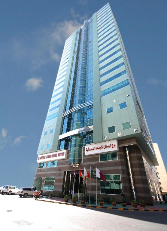 Al Bustan Tower Hotel Suites, Шарджа, ОАЭ
