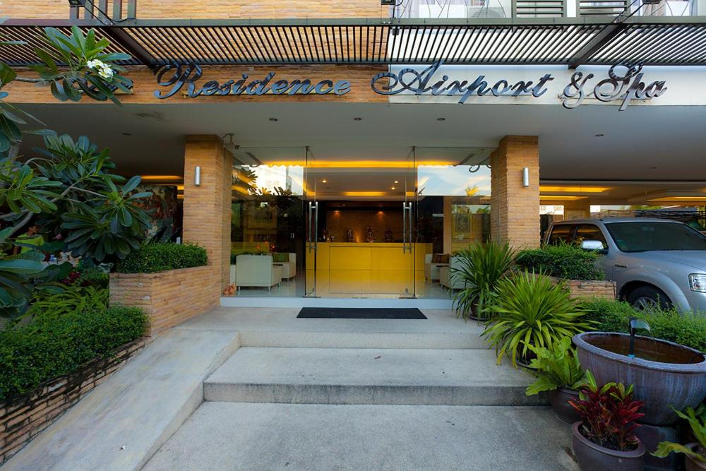 The Residence Airport & Spa