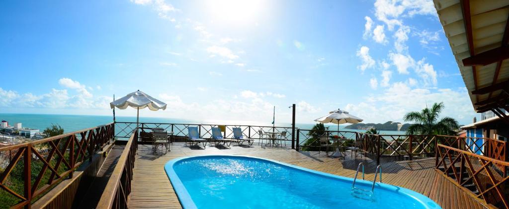 Отель Marsallis Praia Hotel, Натал