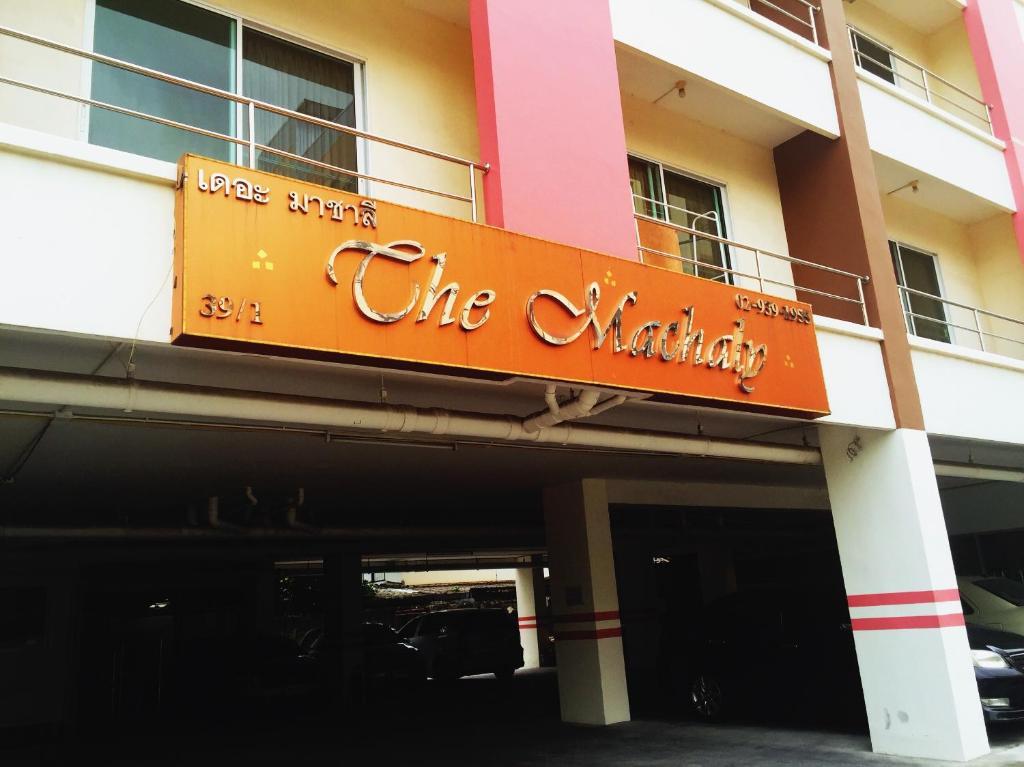 Мотель The Machaly, Бангкок