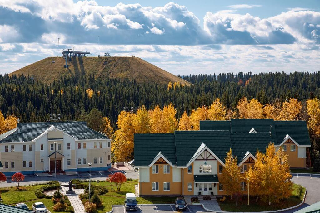 Гостиница Биатлонная, Ханты-Мансийск