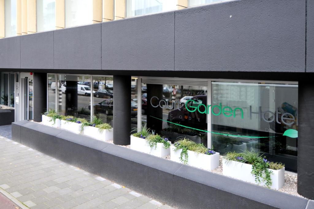 Court Garden Hotel - Ecodesigned, Гаага, Нидерланды