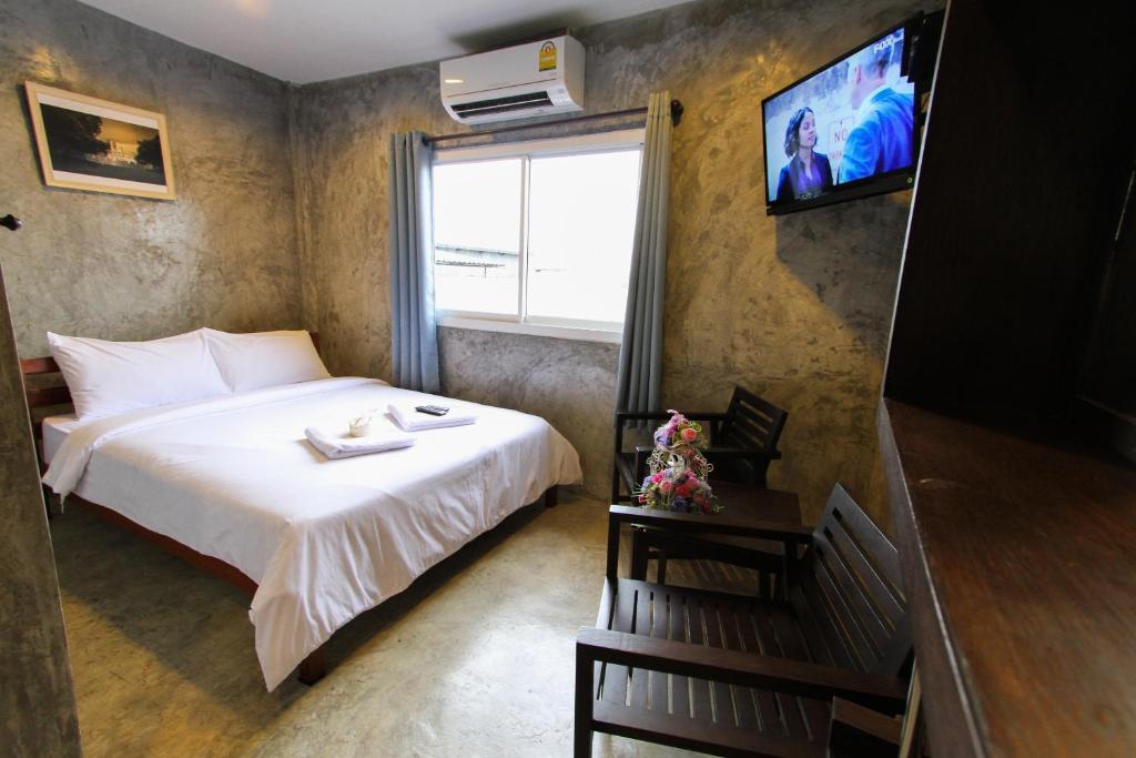Отель At Smile House, Бангкок