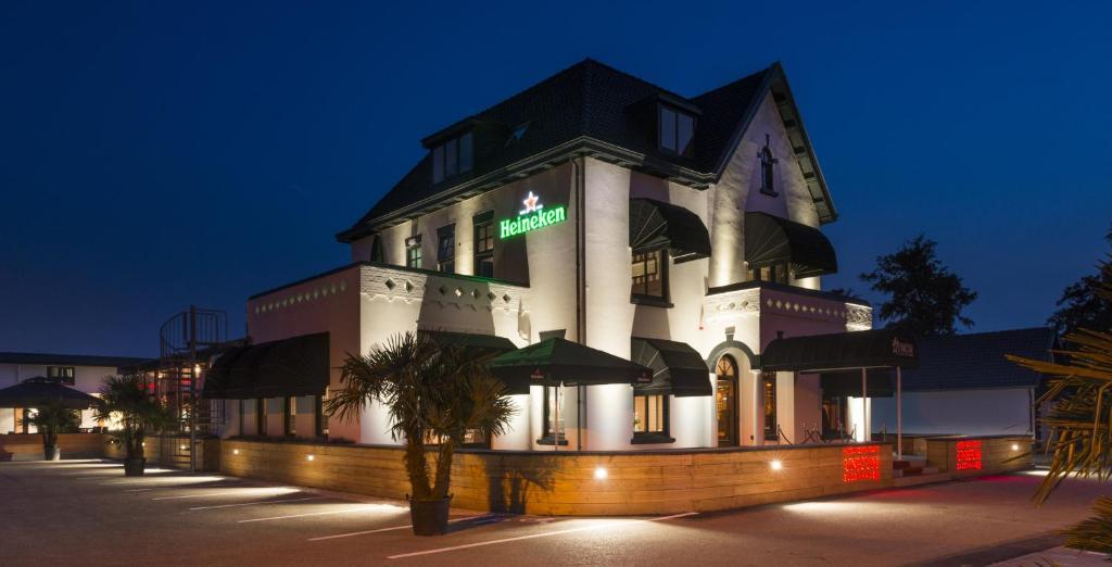 Hotel-Restaurant Unicum Elzenhagen, Гаага, Нидерланды