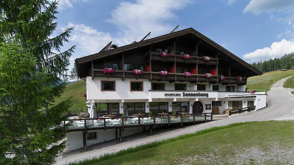 Отели Австрийских Альп