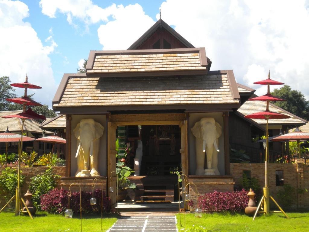 Курортный отель Shambave Pai Resort, Пай