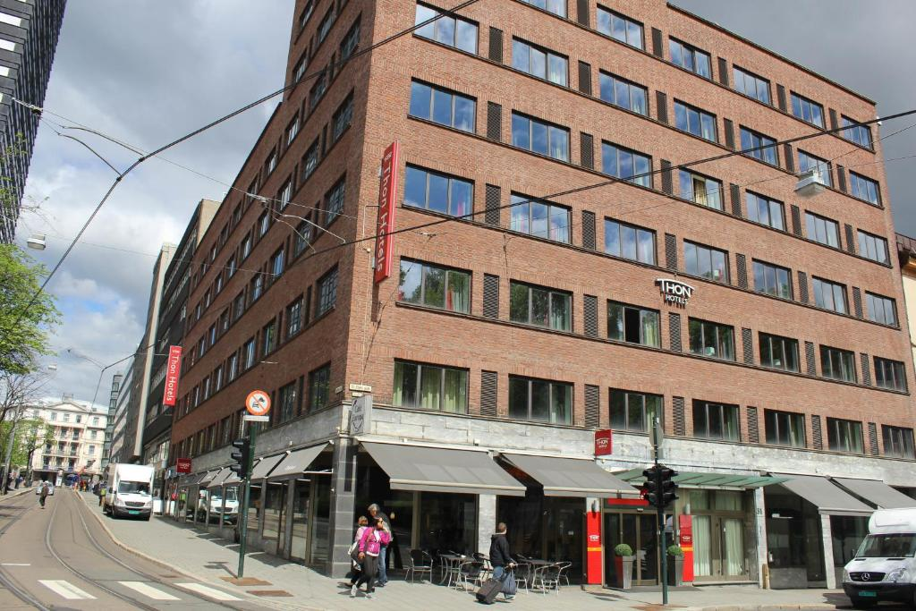 Thon Hotel Europa, Осло, Норвегия
