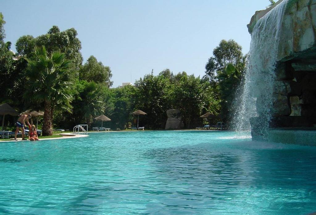 Отель Shell Beach Hotel & Spa, Хаммамет
