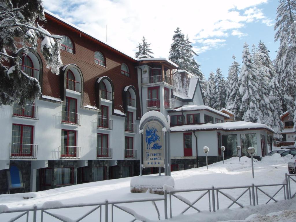 Рейтинг отелей Боровца