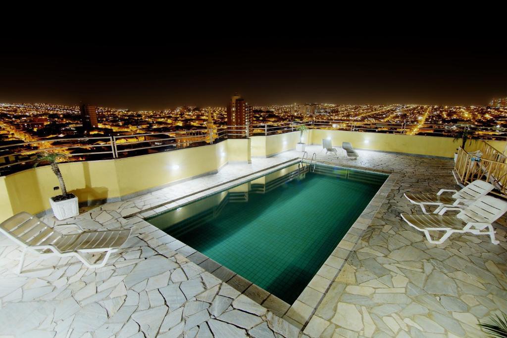 Отель Dan Inn Ribeirão Preto, Рибейран-Прету