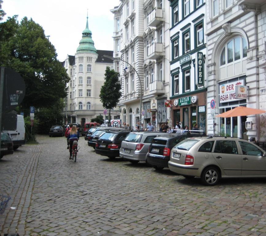 Altan Hotel, Гамбург, Германия