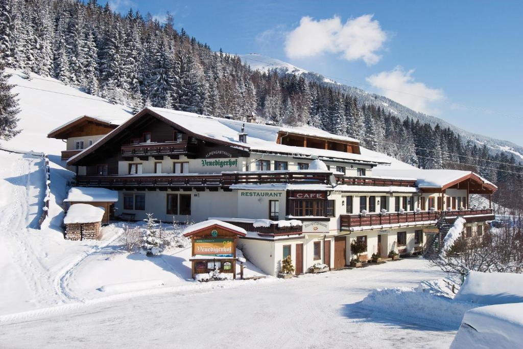 Jugend- und Familienhotel Venedigerhof, Вальд, Австрия