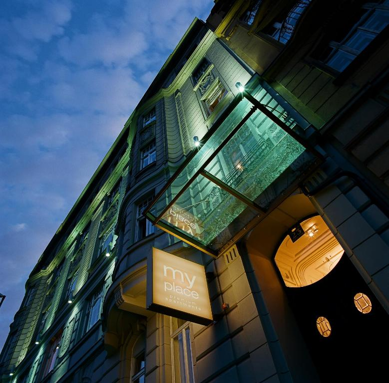 MyPlace - Premium Apartments Riverside, Вена, Австрия