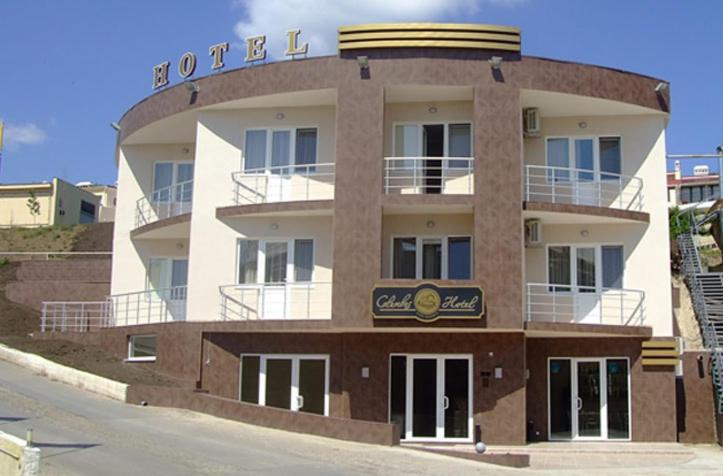 Отель Колумбус, Одесса