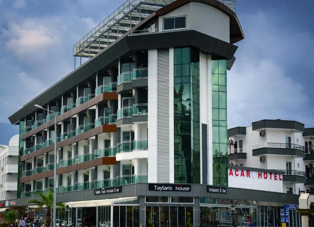 Отель Acar, Алания