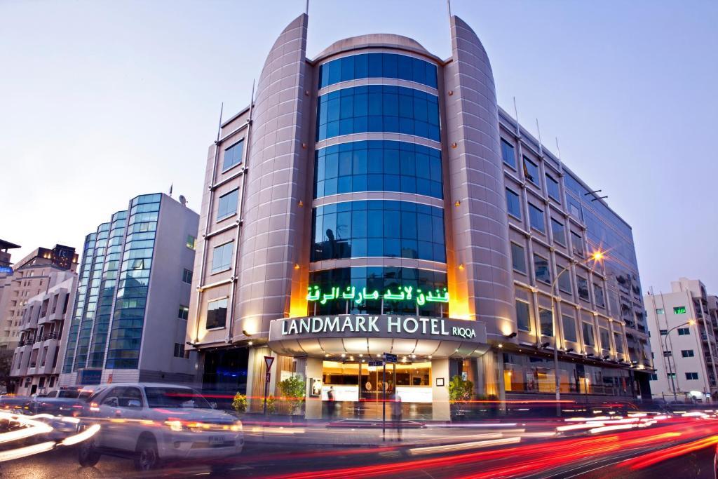 Landmark Riqqa Hotel, Дубай, ОАЭ
