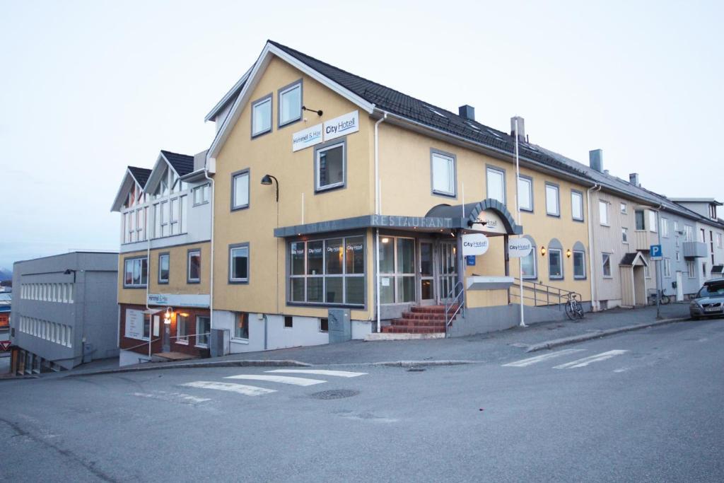 City Hotel Bodø, Буде, Норвегия