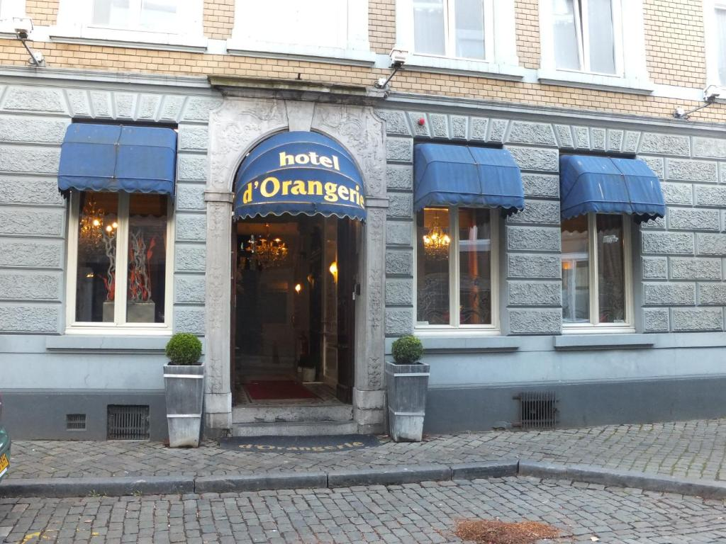 Hotel d'Orangerie, Маастрихт, Нидерланды