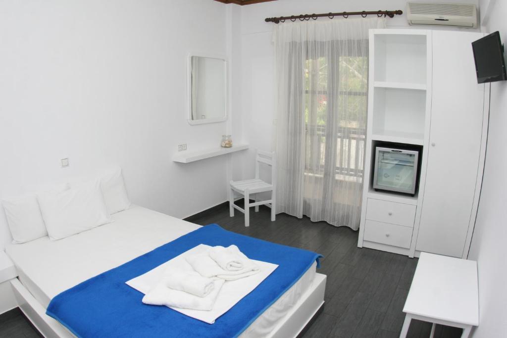 Отель Hotel Theopisti, Уранополис