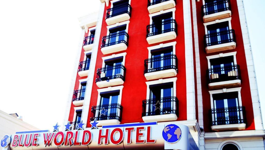 Отель Blue World Hotel, Кумбургаз