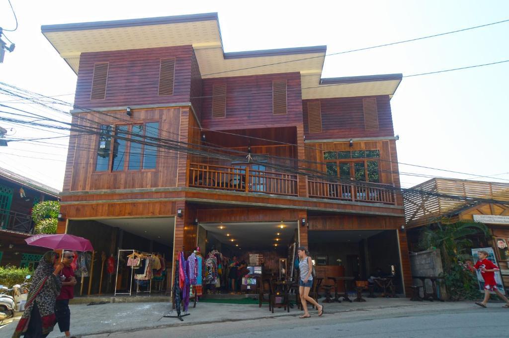 Отель Namu Hotel, Пай