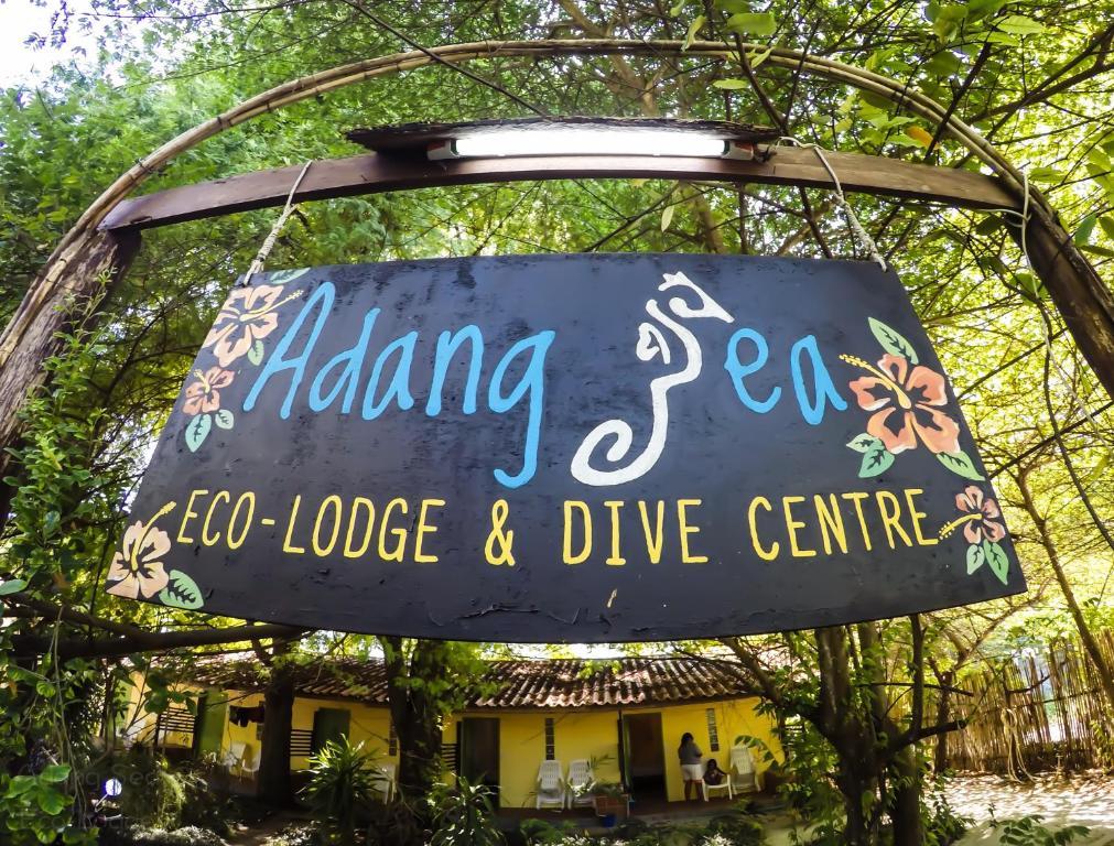Отель Adang Sea Divers & Eco Lodge, Ко-Липе