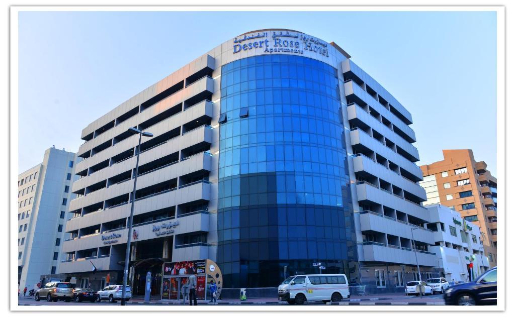 Desert Rose Hotel Apartments, Дубай, ОАЭ