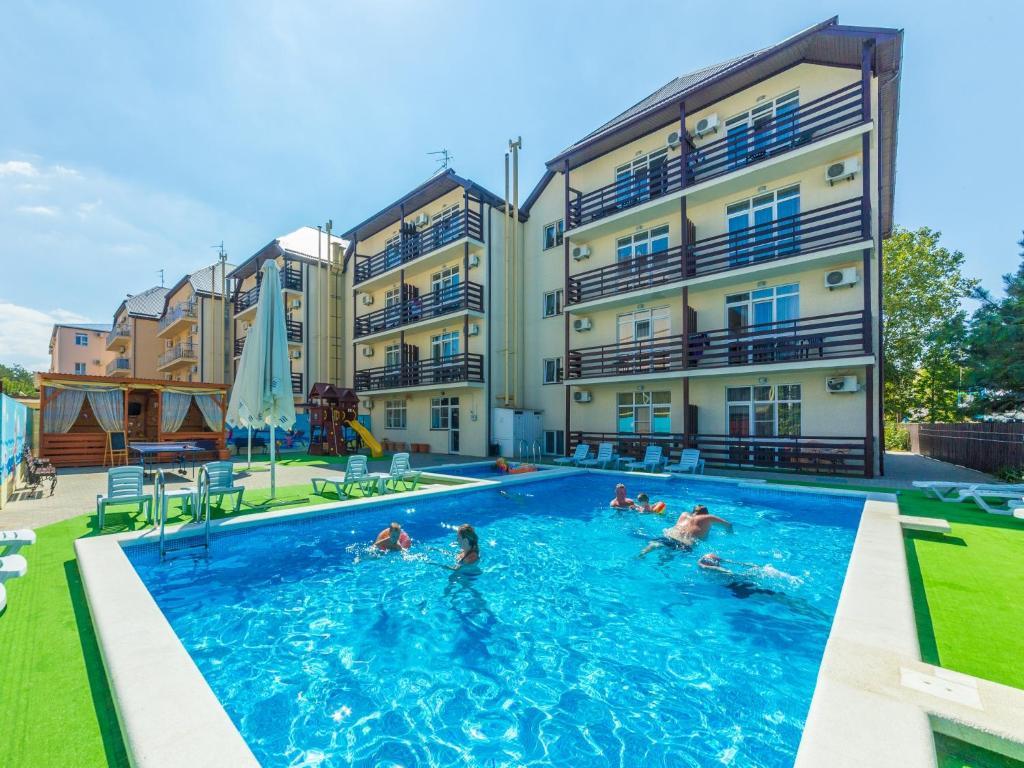 Отель Круиз, Анапа