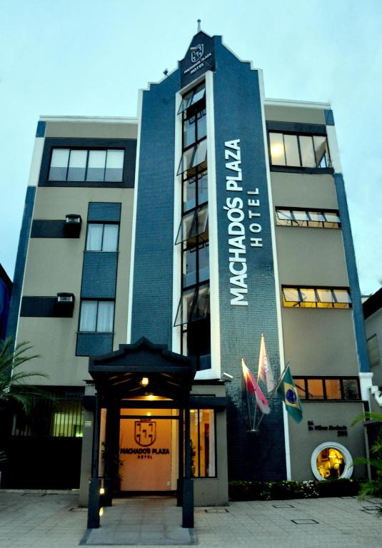 Machado´s Plaza Hotel, Белен, Бразилия