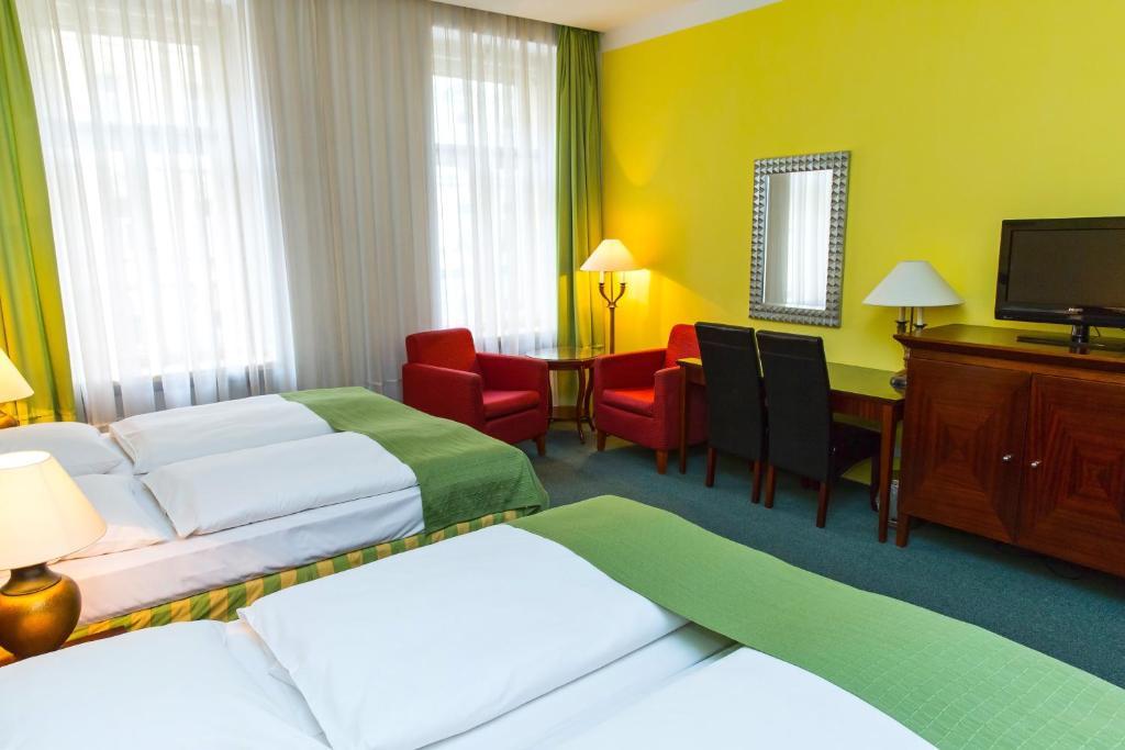 Отель ABE, Прага