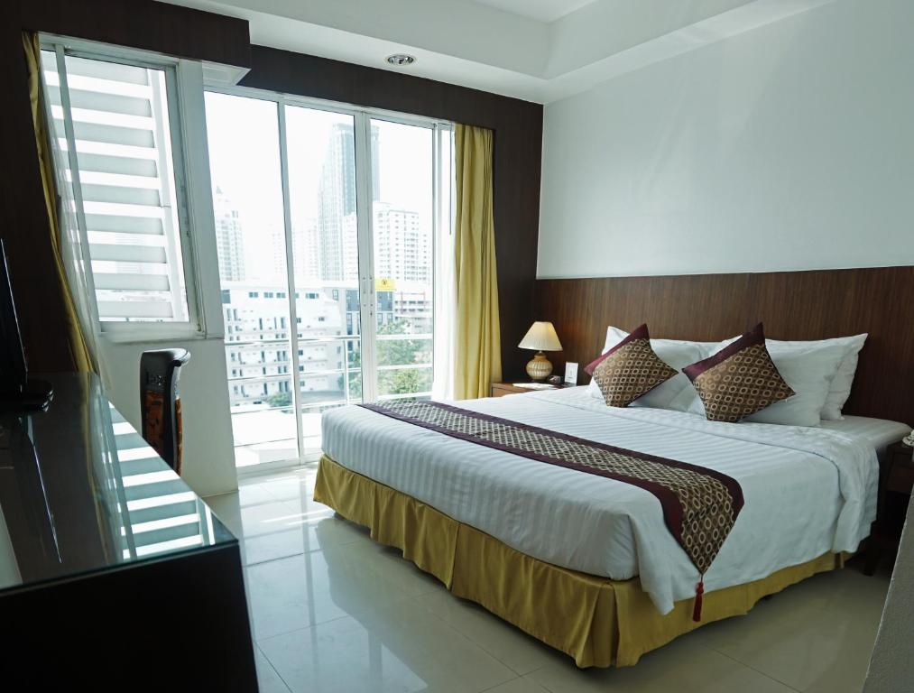 Отель iCheck inn Mayfair Pratunam, Бангкок