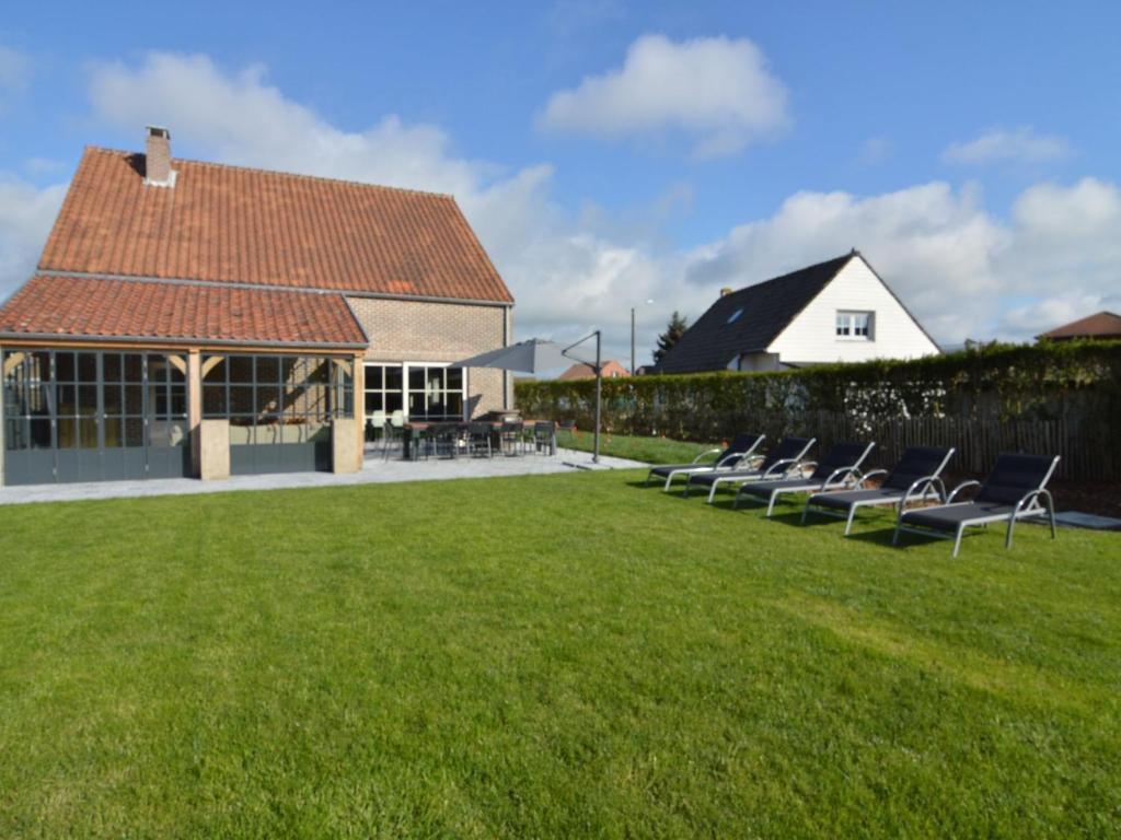 Holiday home Villa Arthur, Мидделкерк, Бельгия