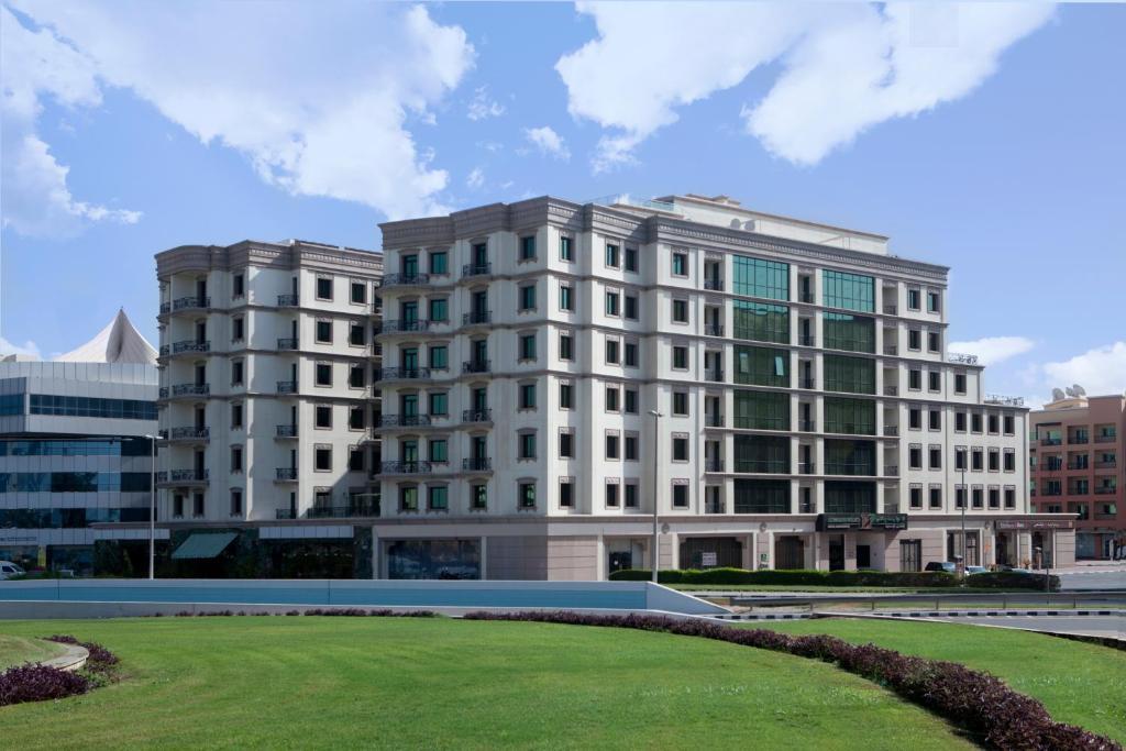 Al Waleed Palace Hotel Apartments - Oud Metha, Дубай, ОАЭ
