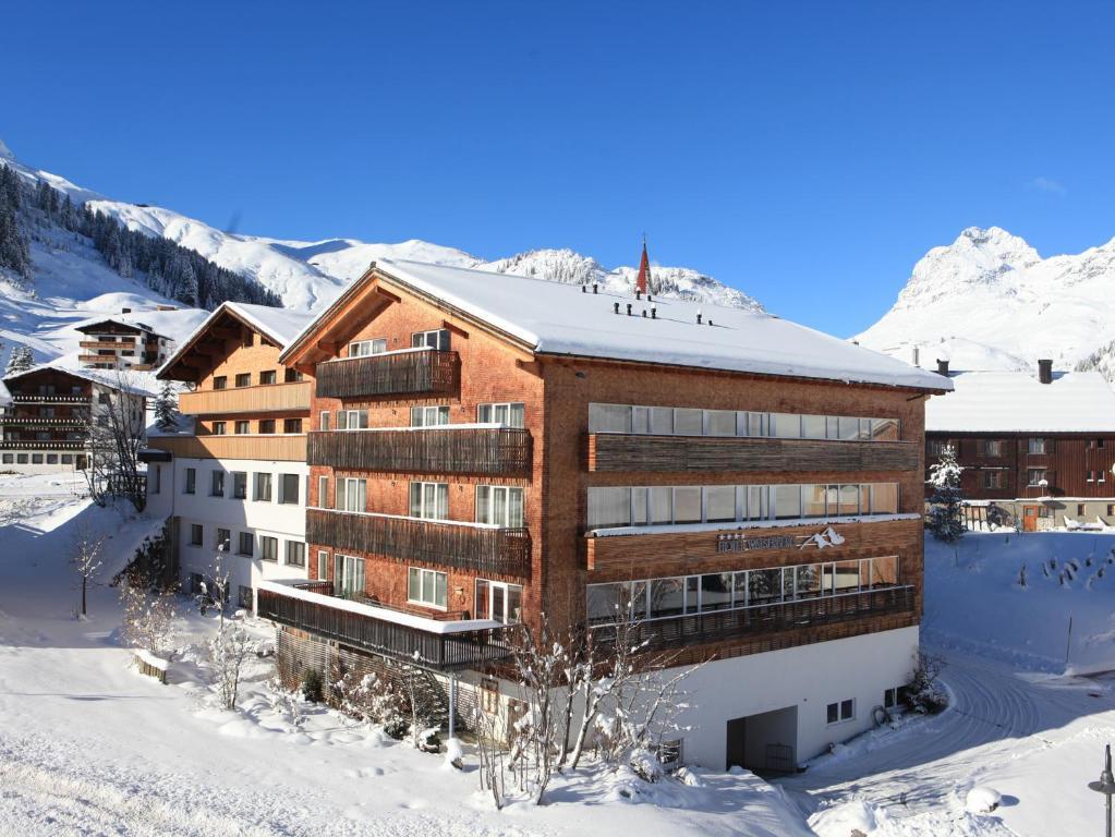 Hotel Walserberg, Варт, Австрия
