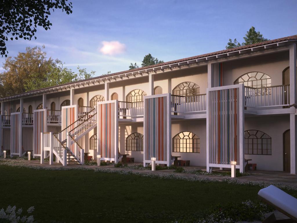 Гостевой дом HTL Terra Sol, Армасан-дус-Бузиус