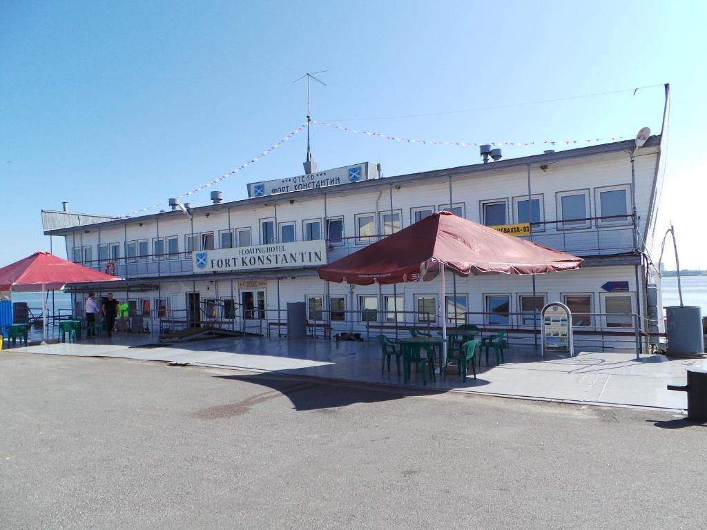Отель Форт Константин, Кронштадт