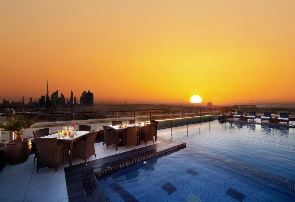 Park Regis Kris Kin Hotel, Дубай, ОАЭ