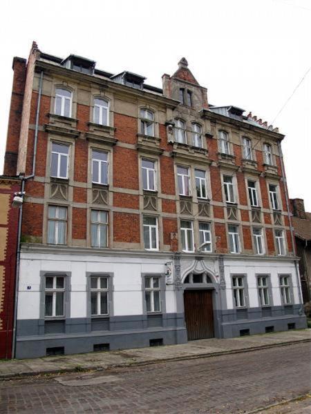 Отель у Медведя, Черняховск